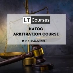 KATOG ARBITRATION COURSE
